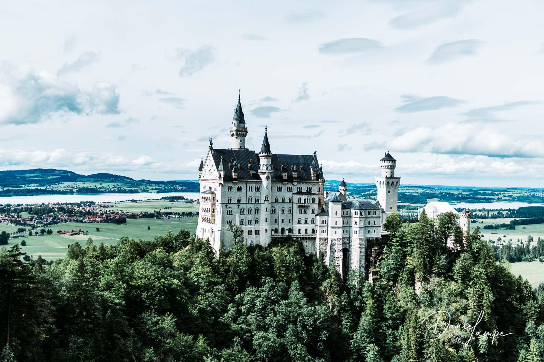 Deutschland, Hohenschwangau, Schloss Neuschwanstein, Schloss, Neuschwanstein
